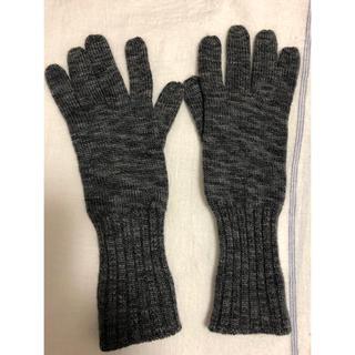 アーペーセー(A.P.C)の【ばーど様専用】A.P.C グレーメランジ 手袋(手袋)