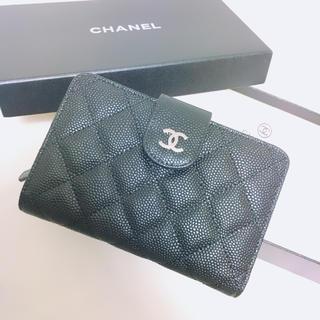 シャネル(CHANEL)の【CHANEL】折財布(折り財布)