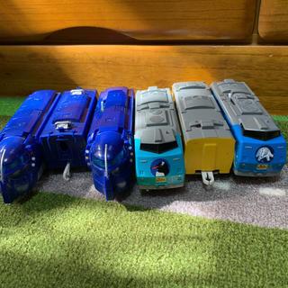 タカラトミー(Takara Tomy)のプラレール  (電車のおもちゃ/車)