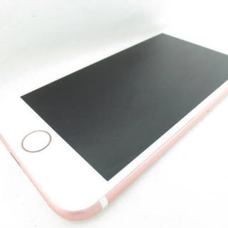 Apple - Apple iPhone7 32GB Rose Gold 本体のみ 極美品
