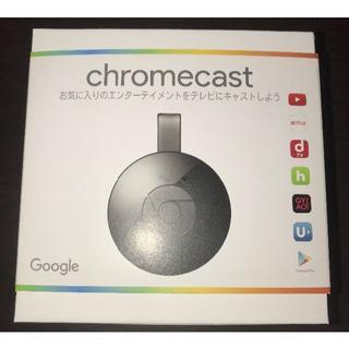 クローム(CHROME)のChromecast 第2世代(PC周辺機器)