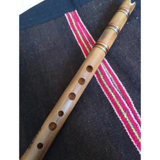 ボリビアのケーナ G管  竹製