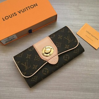 ルイヴィトン(LOUIS VUITTON)のLOUIS VUITTON  美品 長財布(財布)