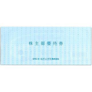 SRS 株主優待券[1冊]/500円券24枚/2019.6.30迄/和食さと 他(レストラン/食事券)