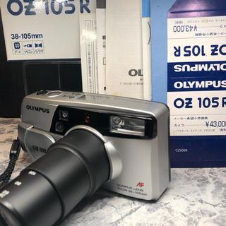 オリンパス(OLYMPUS)のolympus フィルムカメラ オリンパス oz105r(フィルムカメラ)