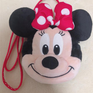 Disney - ディズニーランド ミニー コインケース