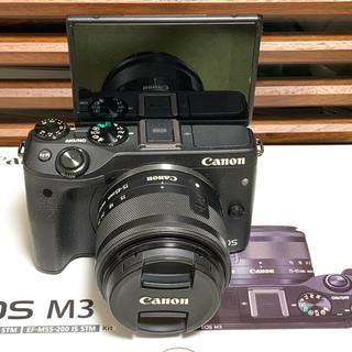 キヤノン(Canon)の✨ワンランク上のミラーレス一眼☆ Canon EOS M3 (ミラーレス一眼)