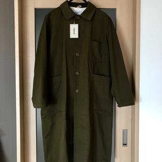 ヤエカ(YAECA)のヤエカ yaeca  コート s ステンカラーコート オーバーコート (ステンカラーコート)