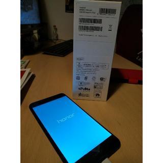 Huawei Honor 8 美品 2000円相当のおまけつき(スマートフォン本体)