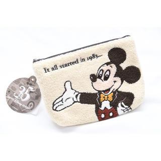 Disney - ディズニーリゾート 35周年 Happiest Celebration! ポーチ