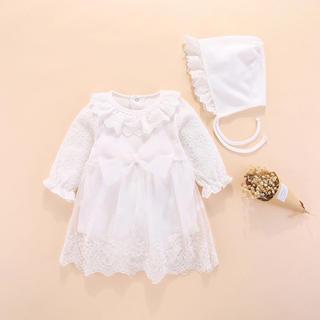 新生児ドレス