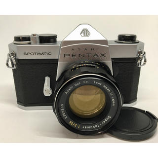 PENTAX - PENTAX SP カメラ / Takumar 55mm f2 レンズ