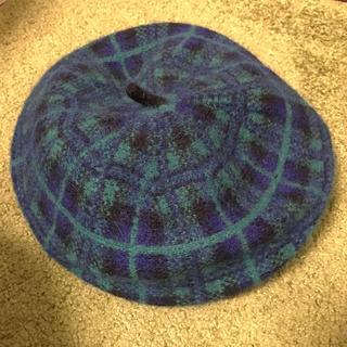 バックナンバー(BACK NUMBER)のベレー帽(ハンチング/ベレー帽)