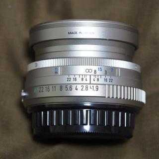 PENTAX - Pentax FA43mm f1.9 Limited