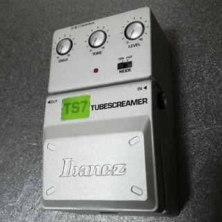 アイバニーズ(Ibanez)のIbanez TS7 チューブスクリーマー 生産完了品(エフェクター)