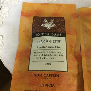 ルピシア(LUPICIA)のルピシア いもくりかぼ茶 ルイボスティー ノンカフェイン マタニティ(茶)