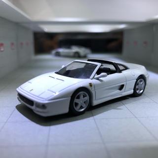 フェラーリ(Ferrari)の京商  1/64  Ferrari F355GTS(ミニカー)