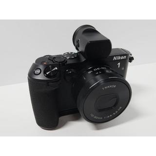 ニコン(Nikon)のニコン Nikon 1 V3 プレミアムキット(ミラーレス一眼)