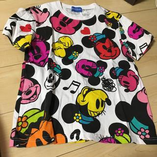 ディズニー(Disney)のディズニー ミニーちゃん TDL Tシャツ 150(Tシャツ(半袖/袖なし))