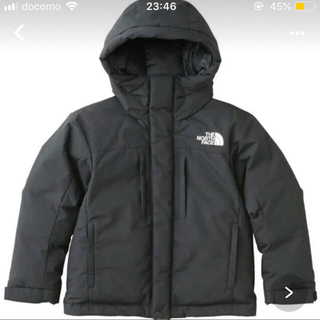 THE NORTH FACE - バルトロ ジャケット 新品 キッズ150 値下げ可!!!