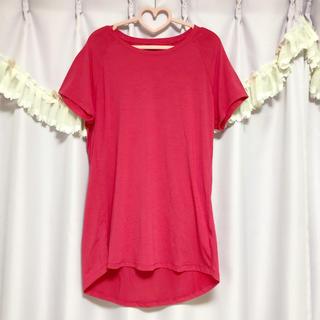 ジーユー(GU)のGU スポーツ Tシャツ(Tシャツ(半袖/袖なし))