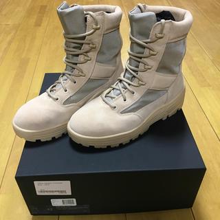 adidas - Yeezy Season 4 Military Boot (EU42/Rock)