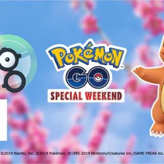 Pokemon GO Special Weekend」の参加券(その他)