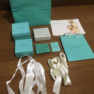 ティファニー(Tiffany & Co.)のティファニー 保存袋 箱 ショップ袋 まとめ売り (その他)