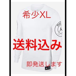 ナイキ(NIKE)のジョーダン パリ・サンジェルマン ロンT(Tシャツ/カットソー(七分/長袖))
