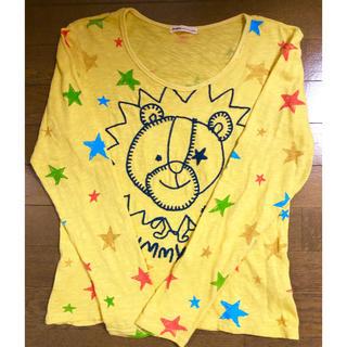 ラフ(rough)のrough🌟ライオンと🌟のロンT(Tシャツ(長袖/七分))
