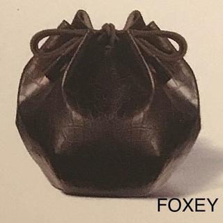 フォクシー(FOXEY)のFOXEY 京都店リニューアルオープン記念限定 希少 ポーチ(ポーチ)
