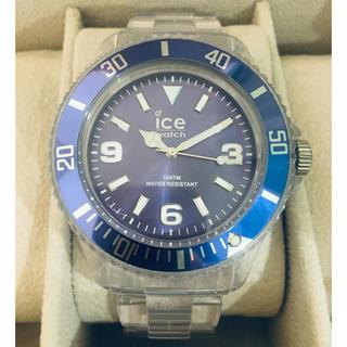 アイスウォッチ(ice watch)の⭐️新品級⭐️ アイスウォッチ メンズ ダイバーズ(腕時計(デジタル))