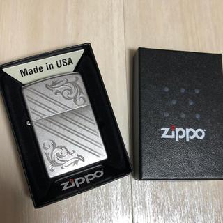ZIPPO - ZIPPOライター シルバーデザイン