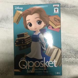 ビジョトヤジュウ(美女と野獣)のQposket Disney ベル country style フィギュア(アニメ/ゲーム)