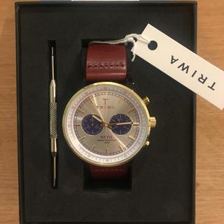 トリワ(TRIWA)の⭐️超美品⭐️ユニセックス トリワ ネヴィル  クロノグラフ(腕時計(アナログ))