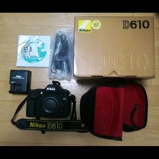 Nikon - フルサイズ  一眼レフ d610 24-85セット