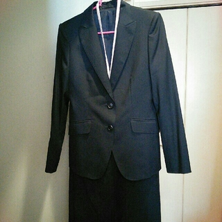 バーバリー(BURBERRY)の新品♪バーバリーBURBERRY ロンドン♪38♪スーツ♪黒♪入卒就活(スーツ)