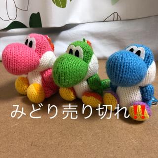 ニンテンドースイッチ(Nintendo Switch)のアミーボ(ヨッシー3点セット)(その他)