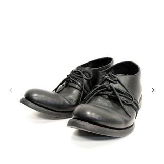 グイディ(GUIDI)のportaille ポルタユ prtl gordini別注 短靴 ドレスシューズ(ドレス/ビジネス)