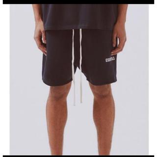 フィアオブゴッド(FEAR OF GOD)のFOG - Essentials Sweat shorts Sサイズ(ショートパンツ)