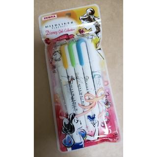 ディズニー(Disney)の数量限定 マイルドライナー×ディズニープリンセス/マーカーペン(ペン/マーカー)