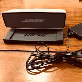 ボーズ(BOSE)のBOSE  サウンドリンクミニ  sound Link Mini(スピーカー)