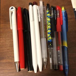 ムジルシリョウヒン(MUJI (無印良品))のボールペン シャーペン ペン(ペン/マーカー)