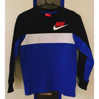 ナイキ(NIKE)のナイキ 長袖 厚手 Tシャツ トレーナー 150cm NIKE(Tシャツ/カットソー)