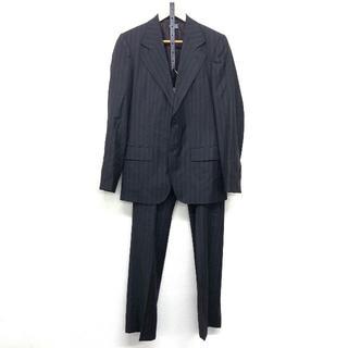ザラ(ZARA)のZARA ザラ メンズ スーツ セットアップ 黒(セットアップ)