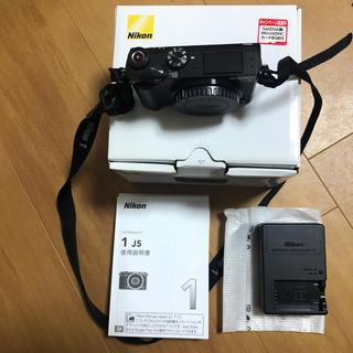 ニコン(Nikon)のNikon1 J5 ボディ ブラック(ミラーレス一眼)