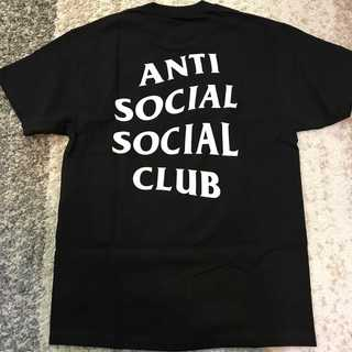 ASSC Logo Tee 2 半袖Tシャツ 黒XLサイズ(Tシャツ/カットソー(半袖/袖なし))