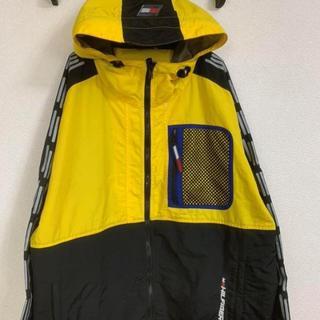 Tommy Hilfiger yellow nylon jacket(ナイロンジャケット)
