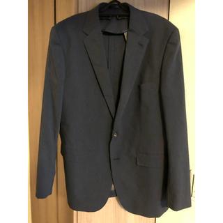 メンズ  ジャケット 新品  ネイビー色(テーラードジャケット)