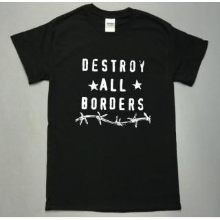 ストリート系ロゴ☆有刺鉄線○半袖Tシャツutd12(Tシャツ/カットソー(半袖/袖なし))